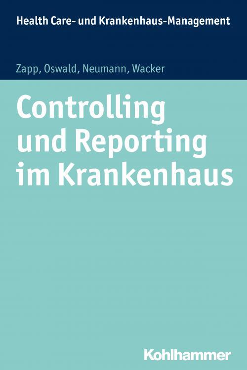 Controlling und Reporting im Krankenhaus cover
