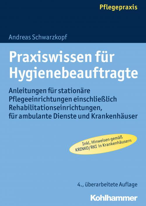 Praxiswissen für Hygienebeauftragte cover