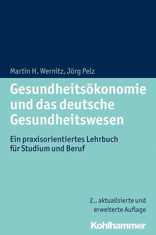 Gesundheitsökonomie und das deutsche Gesundheitswesen cover