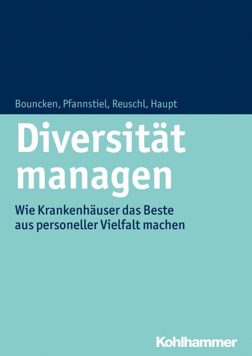Diversität managen cover
