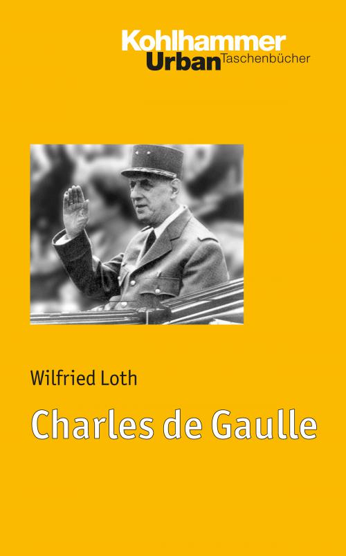 Charles de Gaulle cover