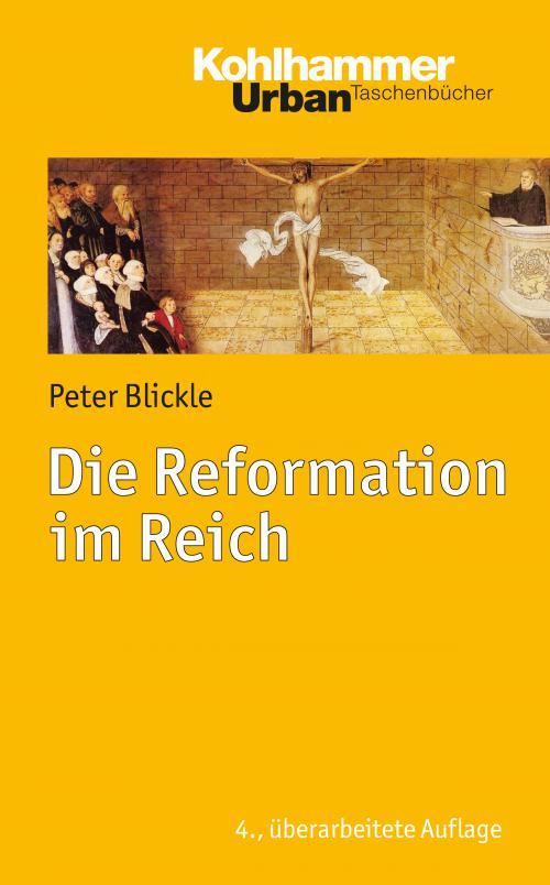 Die Reformation im Reich cover