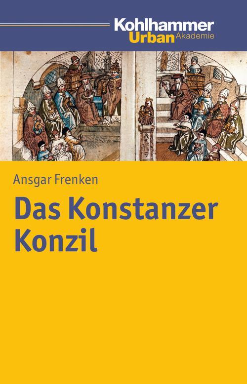 Das Konstanzer Konzil cover