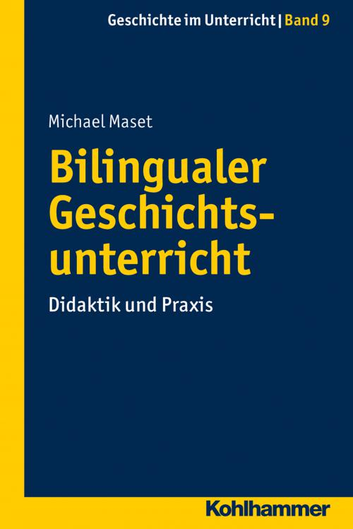 Bilingualer Geschichtsunterricht cover