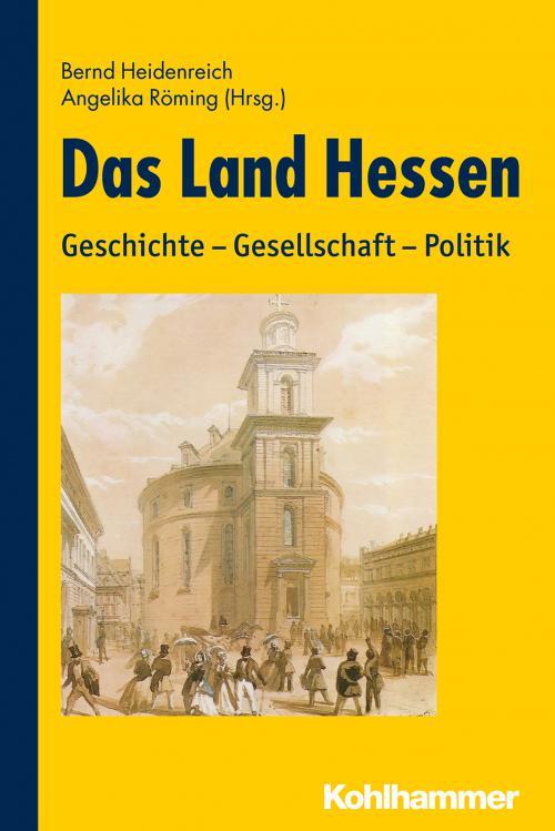 Das Land Hessen cover