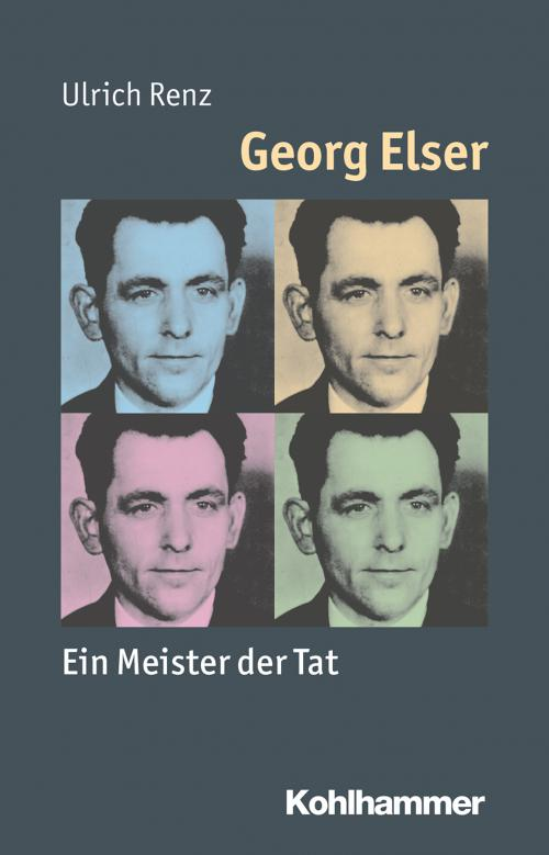 Georg Elser cover