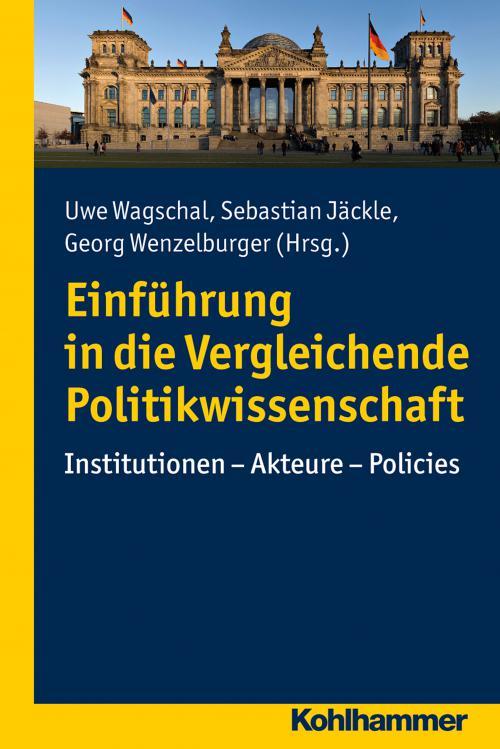 Einführung in die Vergleichende Politikwissenschaft cover