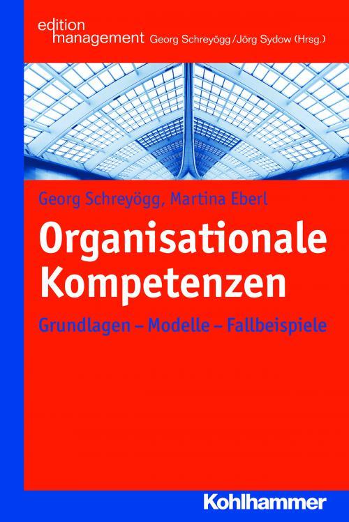 Organisationale Kompetenzen cover