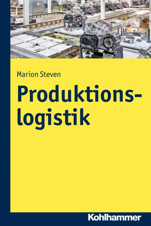 Produktionslogistik cover