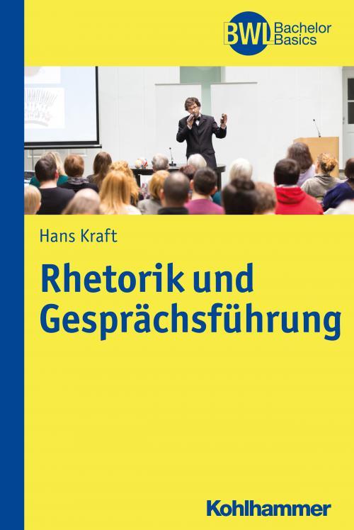 Rhetorik und Gesprächsführung cover