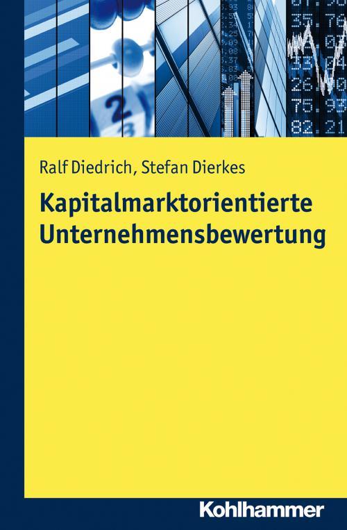 Kapitalmarktorientierte Unternehmensbewertung cover