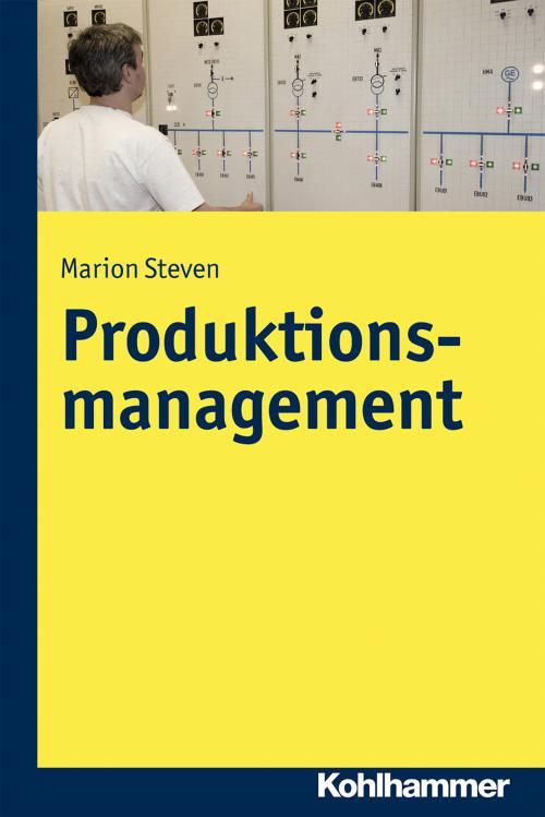Produktionsmanagement cover