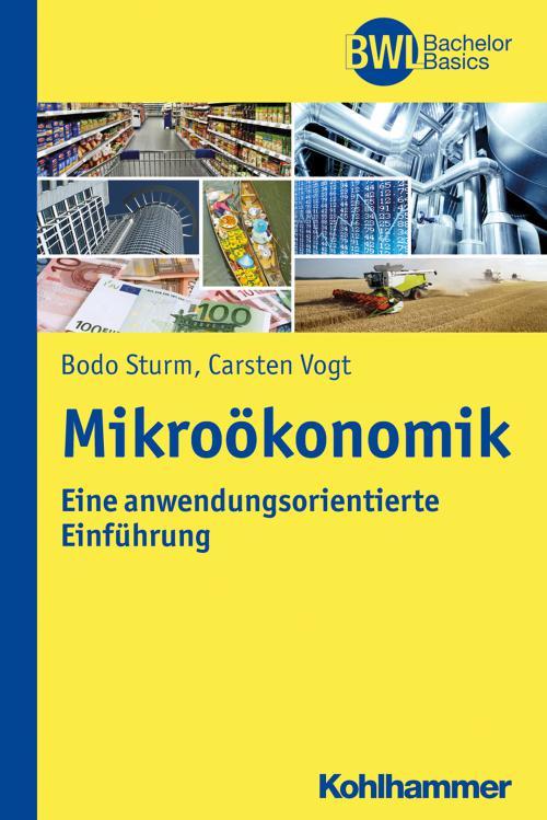 Mikroökonomik cover