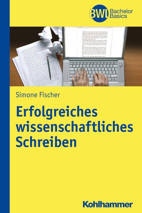 Erfolgreiches wissenschaftliches Schreiben cover