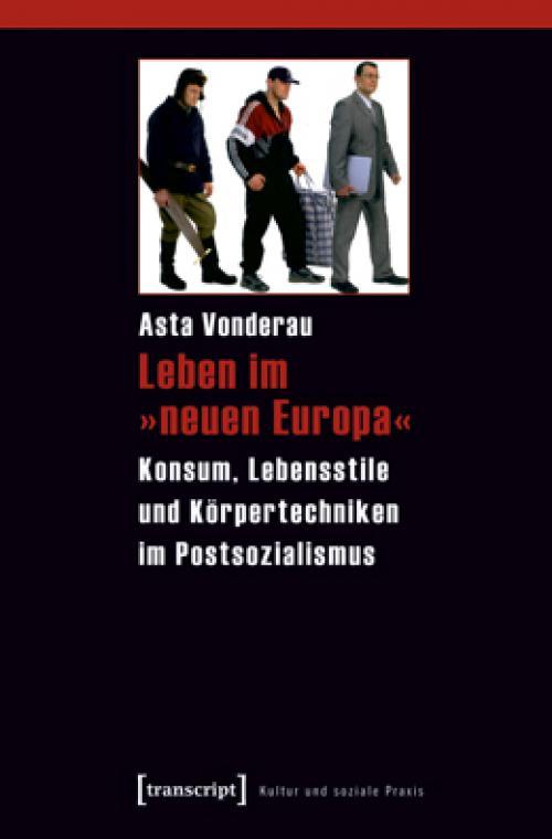 Leben im »neuen Europa« cover