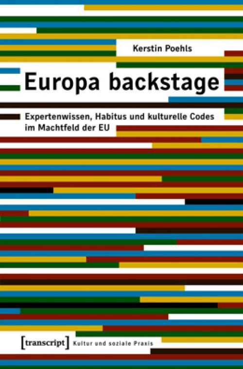 Europa backstage cover