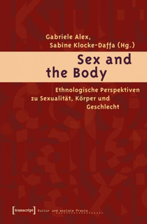 Sex and the Body cover