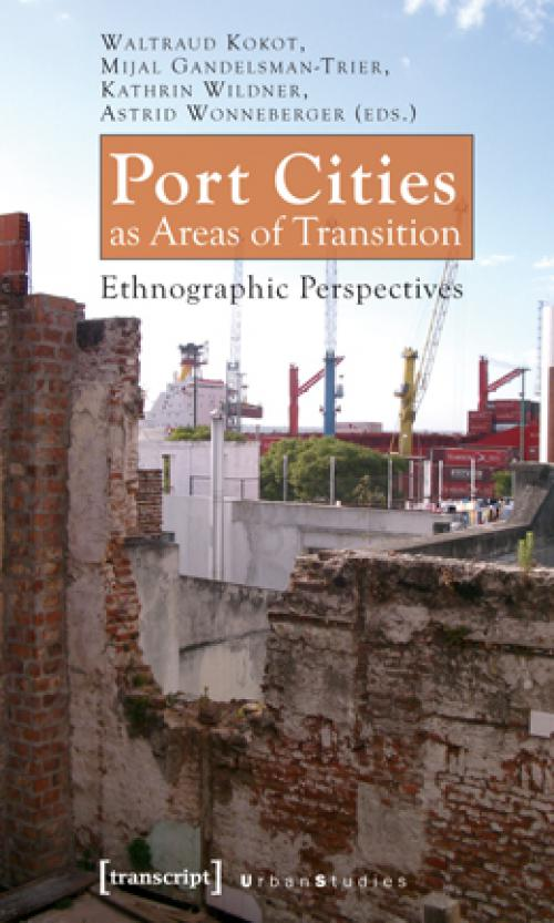 Port Cities as Areas of Transition cover
