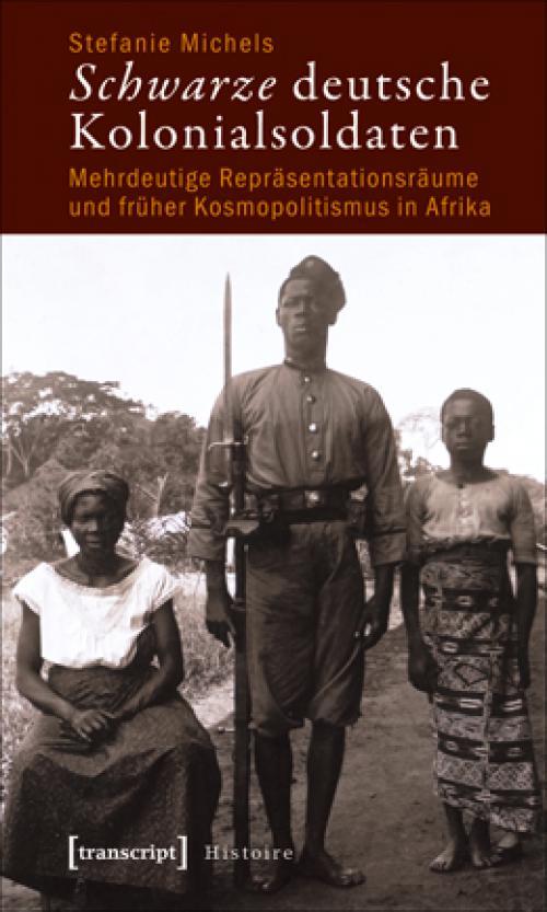 Schwarze deutsche Kolonialsoldaten cover