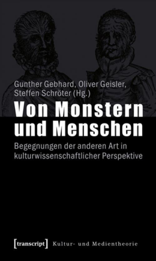 Von Monstern und Menschen cover