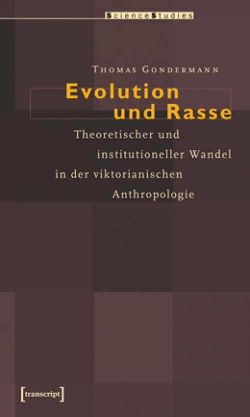 Evolution und Rasse cover