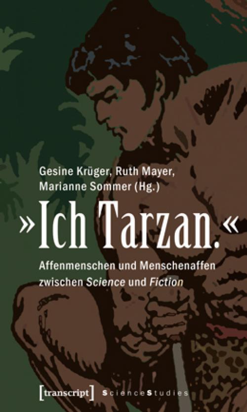 »Ich Tarzan.« cover