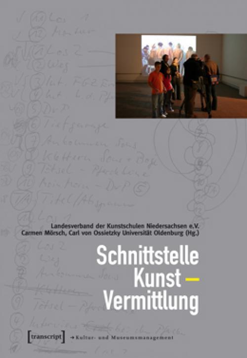 Schnittstelle Kunst – Vermittlung cover