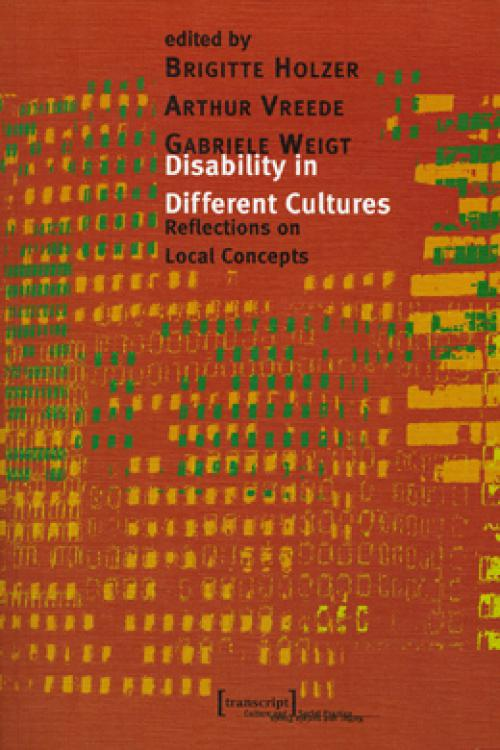 Disability in Different Cultures cover