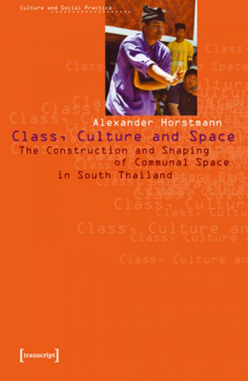 Class, Culture and Space cover