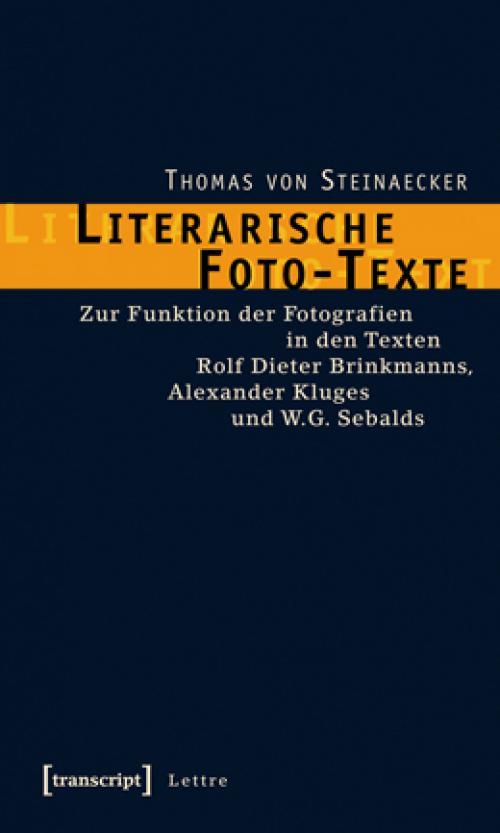 Literarische Foto-Texte cover