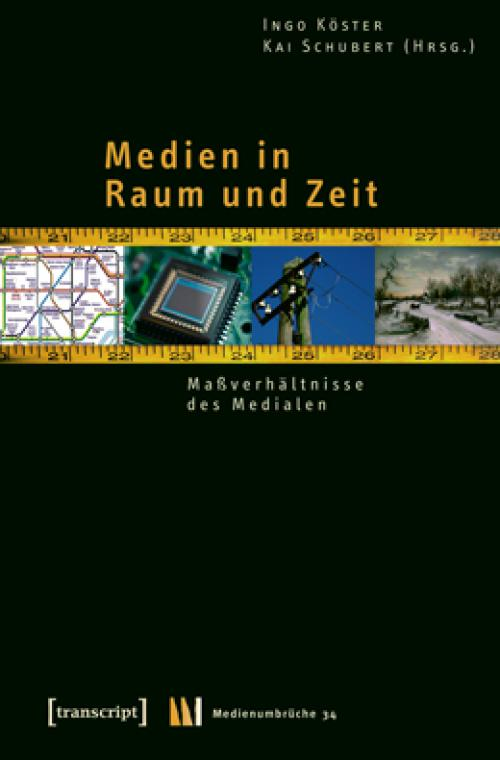 Medien in Raum und Zeit cover