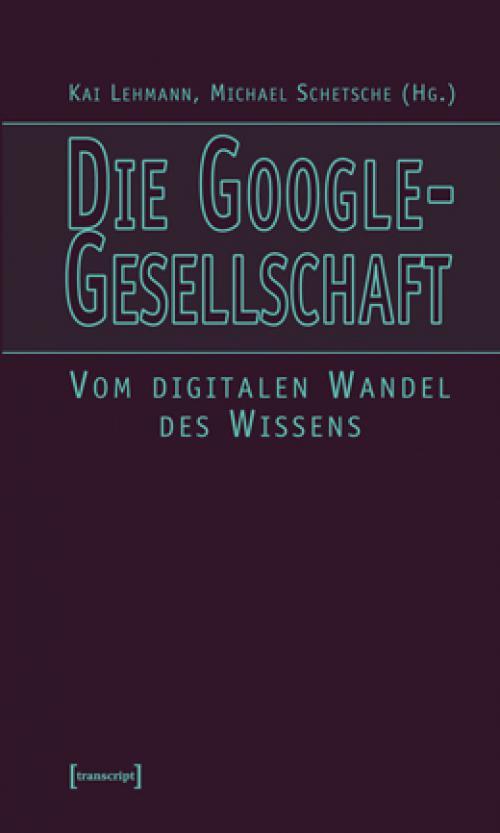 Die Google-Gesellschaft cover