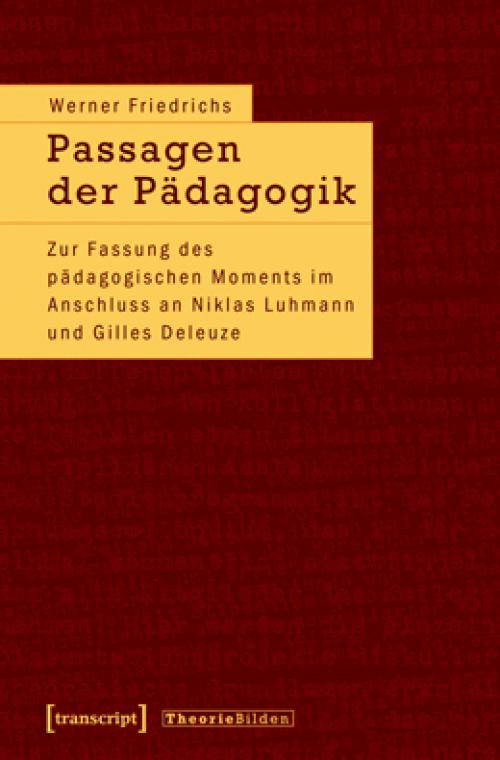 Passagen der Pädagogik cover