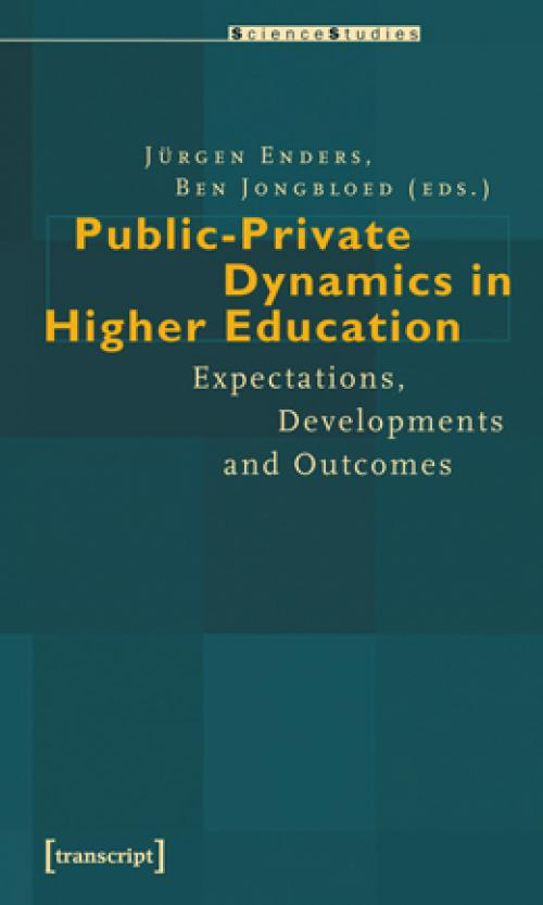 Public-Private Dynamics in Higher Education cover