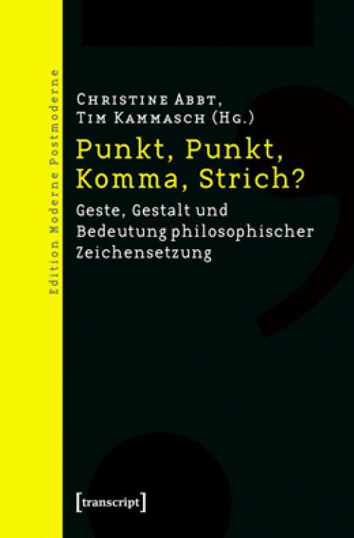 Punkt, Punkt, Komma, Strich? cover