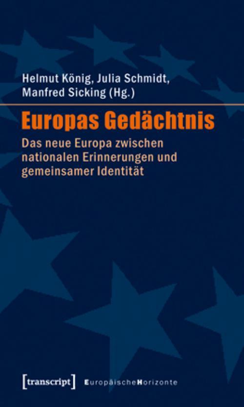 Europas Gedächtnis cover