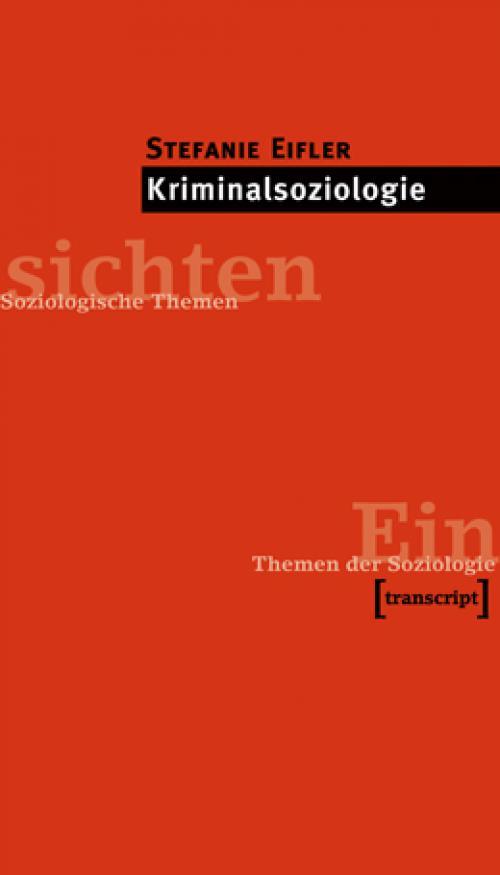 Kriminalsoziologie cover