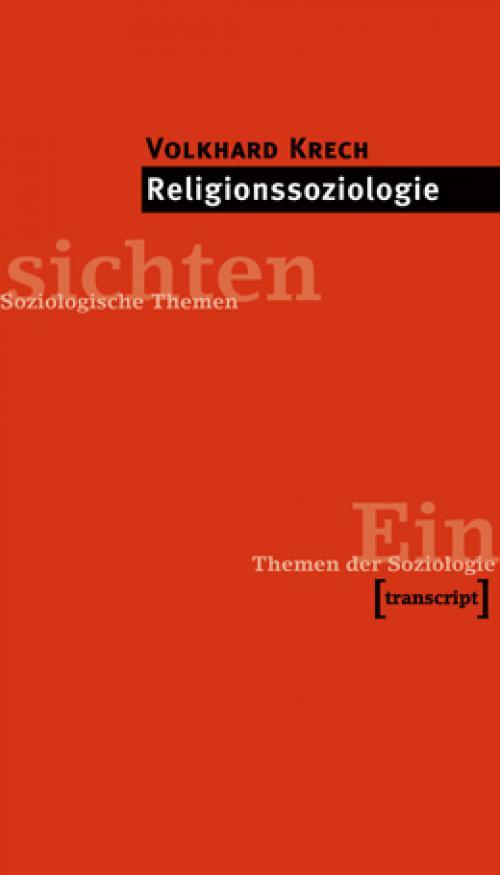 Religionssoziologie cover
