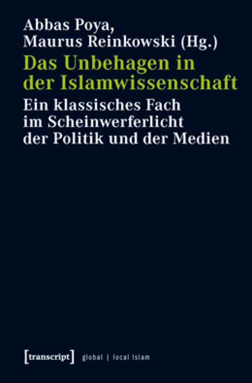 Das Unbehagen in der Islamwissenschaft cover