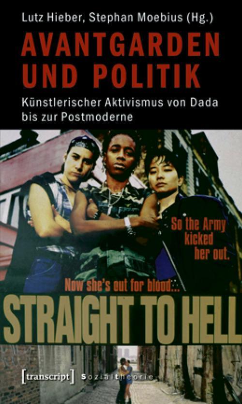 Avantgarden und Politik cover
