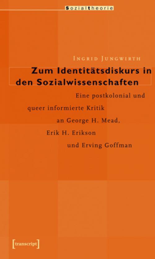 Zum Identitätsdiskurs in den Sozialwissenschaften cover