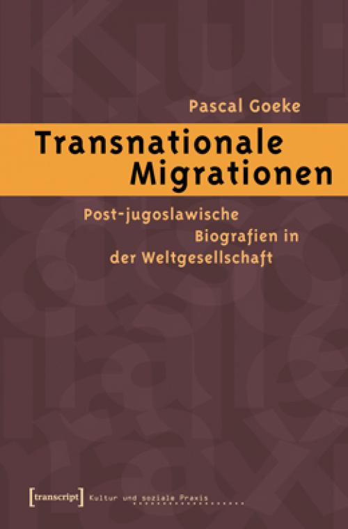 Transnationale Migrationen cover