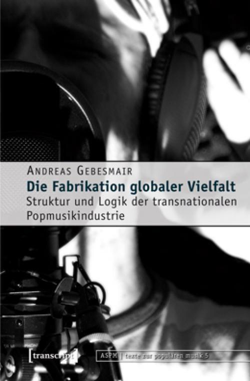 Die Fabrikation globaler Vielfalt cover