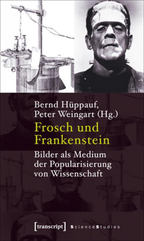 Frosch und Frankenstein cover