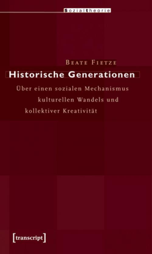 Historische Generationen cover