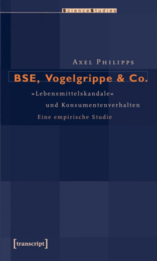 BSE, Vogelgrippe & Co. cover