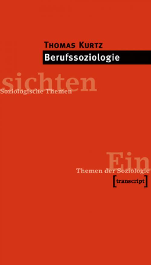 Berufssoziologie cover