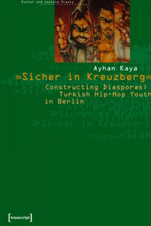 »Sicher in Kreuzberg« cover