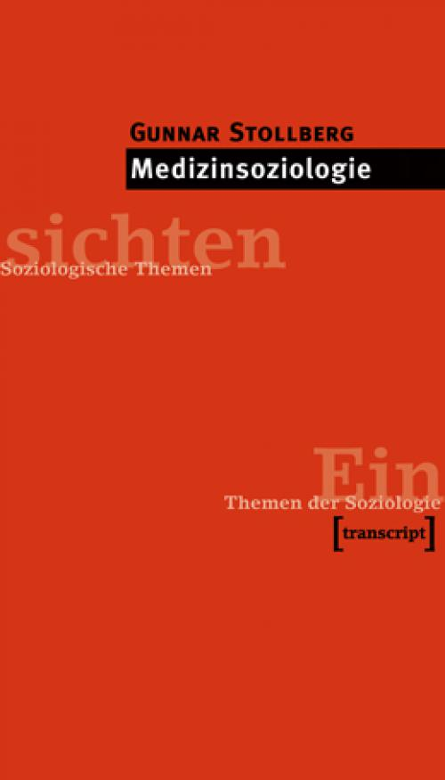 Medizinsoziologie cover