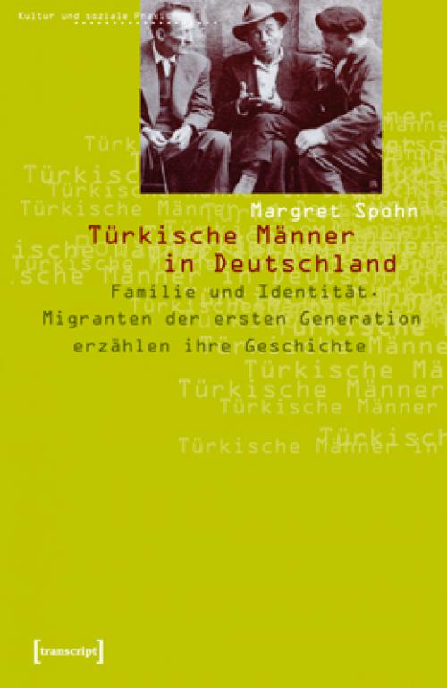 Türkische Männer in Deutschland cover